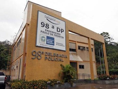 Investigações foram conduzidas pela 98ª DP (Engenheiro Paulo de Frontin)/Divulgação