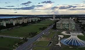 O trânsito na região central da capital federal terá restrições/Reprodução