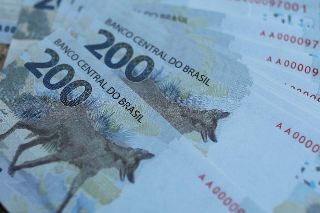 Cédulas de real em circulação no Brasil, em 31 de agosto de 2021 - Divulgação/Banco Central