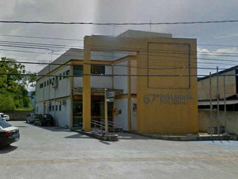 A prisão foi feita por policiais civis da delegacia de Guapimirim (67ª DP)