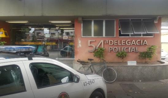 A prisão foi feita por agentes da Delegacia de Polícia de Belford Roxo (54ª DP)/Reprodução/Google Street View