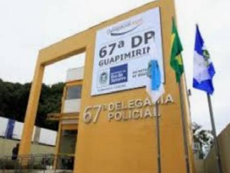 """Aprisão foi efetuada pela equipe """"Meninas Super Poderosas"""" da 67ª DP/Divulgação"""