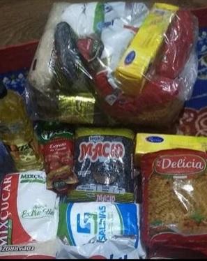 Gastos de R$ 17 milhões na compra de kits alimentação de péssima qualidade podem colocar prefeita na mira do MP/Reprodução