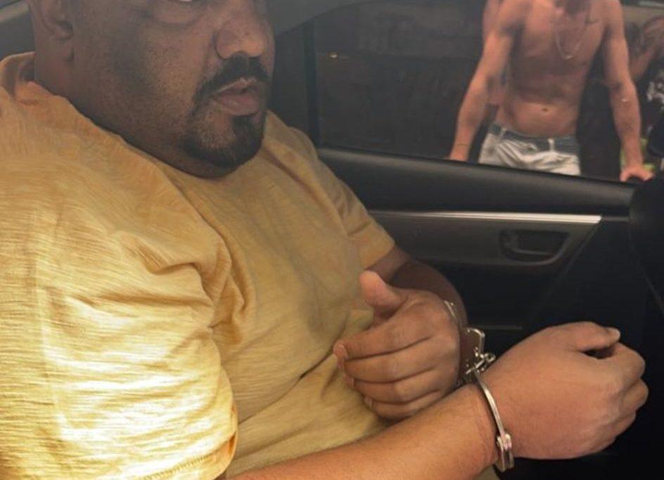 Cemir tinha um mandado de prisão aberto contra ele desde 2019/Divulgação