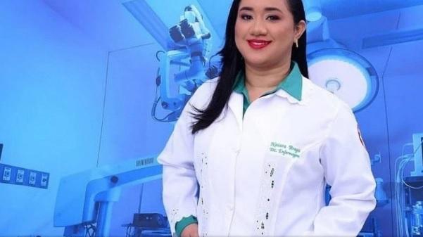 A técnica de enfermagem Maria Naiara dos Santos Sousa morreu no local/Reprodução/Redes sociais
