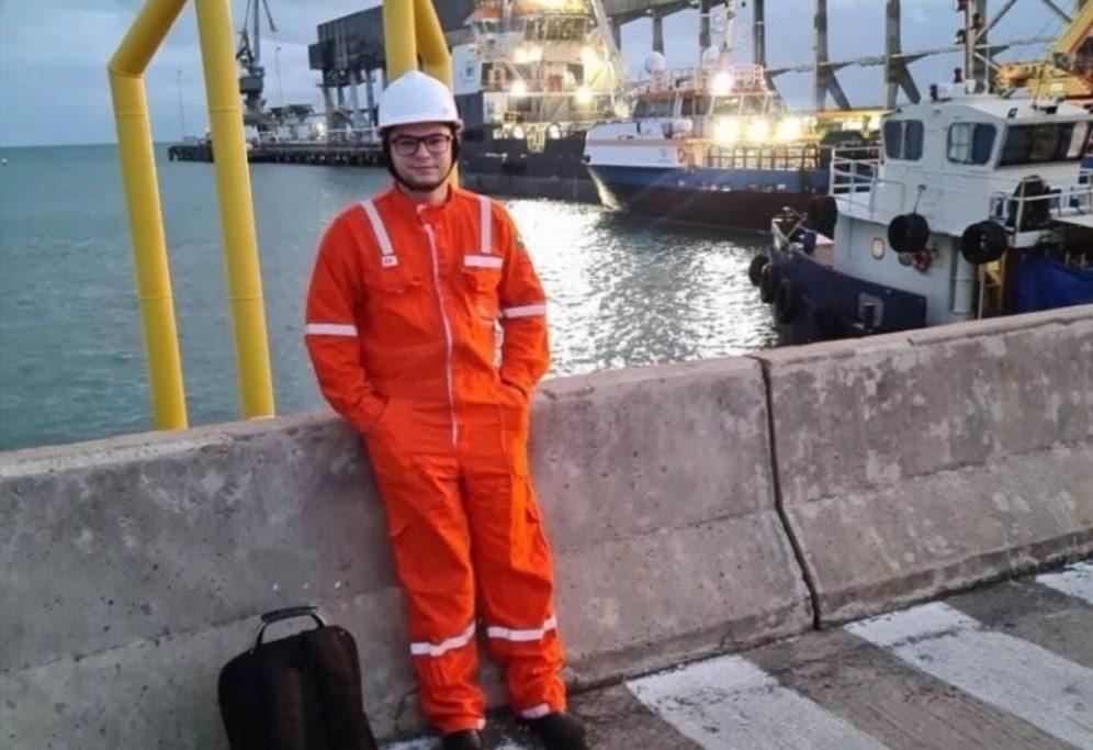 Erick era funcionário da empresa Astro Marítima, que seria responsável pela lancha/Reprodução/Redes sociais