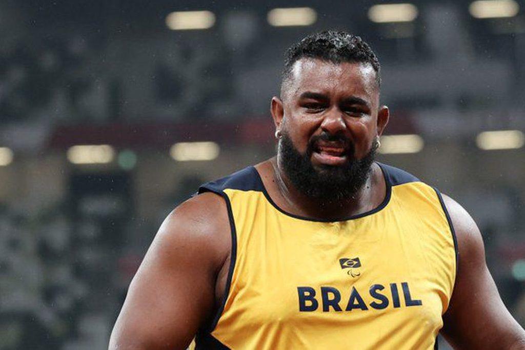 Thiago Paulino é ouro e Marco Aurélio é bronze no arremesso de peso/Divulgação