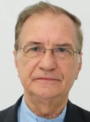 O padre Paulo Francisco Santana Ribeiro tinha 75 anos de idade/Reprodução