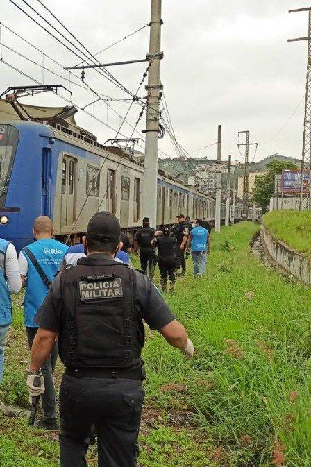 Ação do GPFer contou com apoio de equipes do Recom e de agentes de órgãos municipais/Divulgação