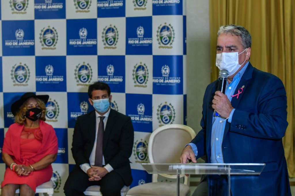Deputado André Ceciliano (PT) teve empenho direto na negociação com o governo/Julia Passos/Alerj