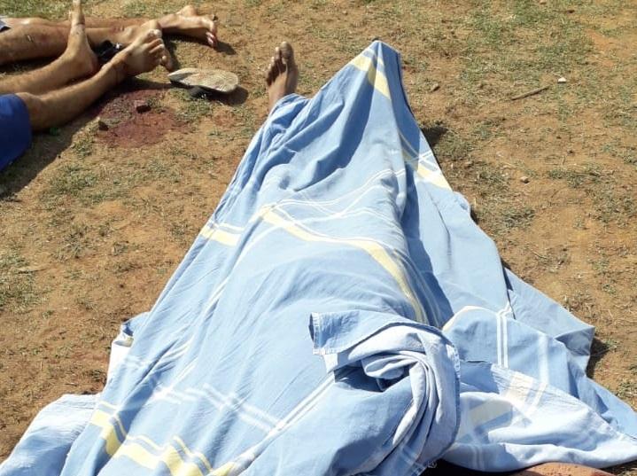 As vítimas teriam sido executadas a tiros e pedradas/Reprodução/Redes sociais