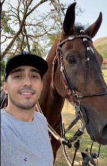 Alberto César Romano Júnior, 33, ocorrido há uma semana: ele trabalharia com milicianos da Zona Oeste/Reprodução/Redes sociais