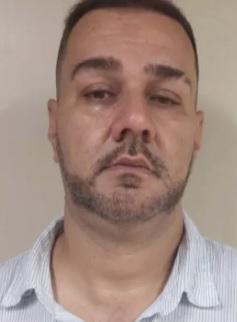 Antônio Grasso foi preso na 23ª DP (Méier)/Reprodução/TV Globo